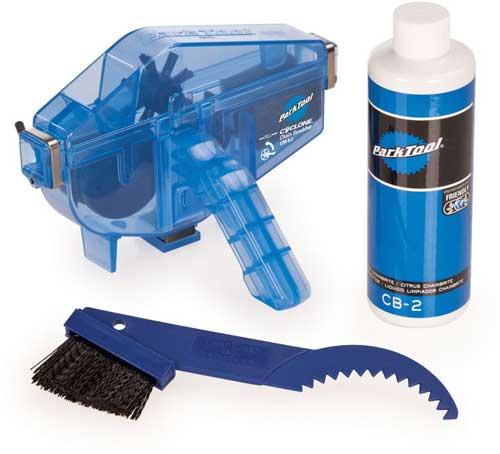 Kit limpia cadena park tool para limpiar cadena de bici