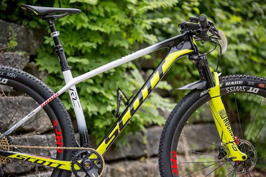 scott scale con guardabarros mtb