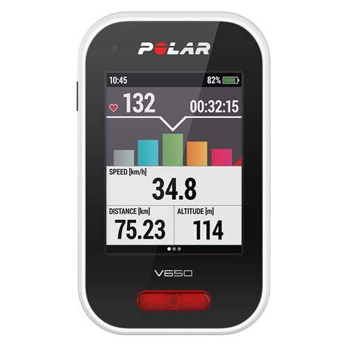 GPS bicicleta Polar V650 HR