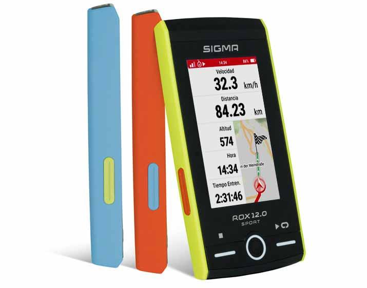 GPS  Sigma Rox 12.0